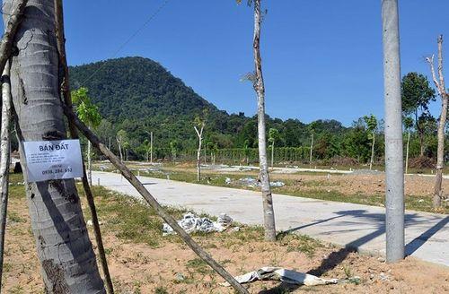 Tạm dừng phân lô, tách thửa đất tại Phú Quốc - Ảnh 1