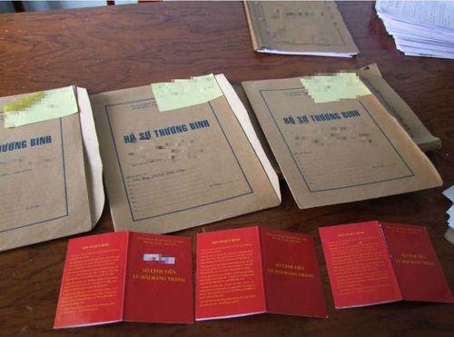 Thanh Hóa: Phát hiện 12 trường hợp giả hồ sơ thương binh để trục lợi gần 2 tỷ đồng - Ảnh 1