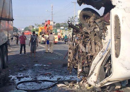 Xác định nguyên nhân ban đầu vụ tai nạn nghiêm trọng ở Lâm Đồng - Ảnh 1