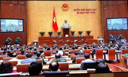 Khai mạc trọng thể Kỳ họp thứ 5, Quốc hội khóa XIV - Ảnh 2