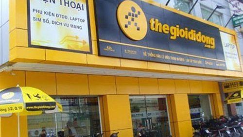 Cổ phiếu Thế giới Di động: Em gái bán ra ồ ạt, CEO Nguyễn Đức Tài vội vã mua vào - Ảnh 1