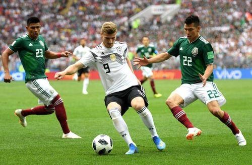 World Cup 2018: Đương kim vô địch Đức bại trận trước Mexico - Ảnh 1