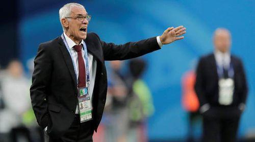 """HLV Hector Cuper sẽ """"bay ghế"""" sau thất bại của Ai Cập tại World Cup - Ảnh 1"""