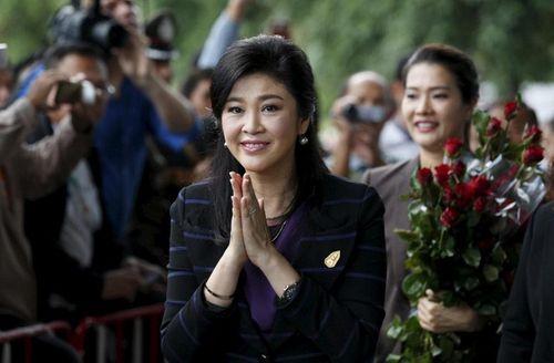 Cựu Thủ tướng Thái Lan Yingluck lần đầu lên tiếng kể từ khi chạy trốn - Ảnh 1