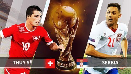 Lịch thi đấu World Cup 2018 ngày 23/6/2018 - Ảnh 1
