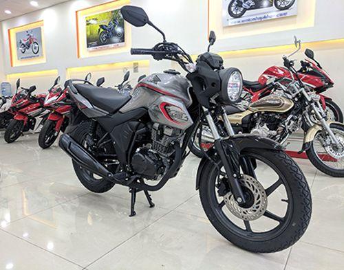 """Honda CB150 Verza """"hầm hố"""" về Việt Nam, giá """"chưa lăn bánh"""" trên 40 triệu đồng - Ảnh 1"""