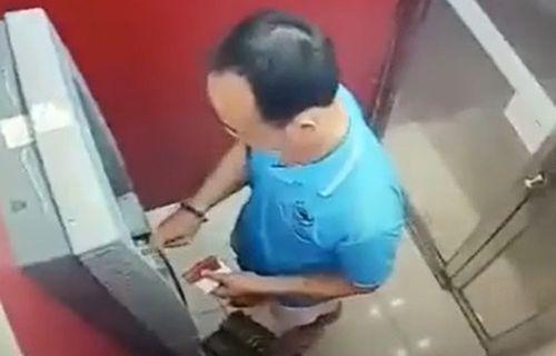 Hi hữu, mất sạch tiền vì dán mật khẩu trên thẻ ATM - Ảnh 1
