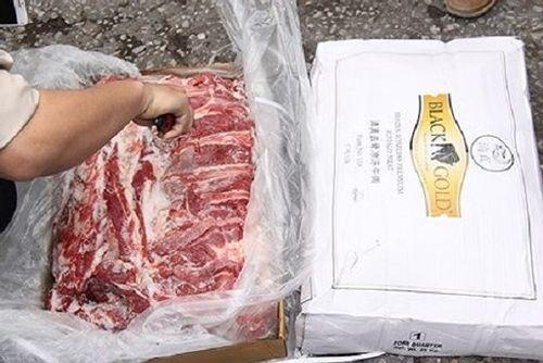 Tổng cục Hải quan thông tin về vụ bán đấu giá gần 170 tấn thịt trâu - Ảnh 1