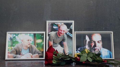 3 nhà báo Nga nghi bị sát hại bí ẩn tại Trung Phi - Ảnh 1