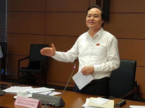 Bộ trưởng Phùng Xuân Nhạ nhận trách nhiệm, nêu giải pháp lấp kẽ hở kỳ thi THPT Quốc gia - Ảnh 2
