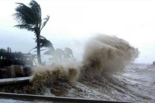 Tin tức mới nhất về cơn bão số 4: Dự báo cập bờ ngày 17/8, mưa lớn dồn dập  - Ảnh 1