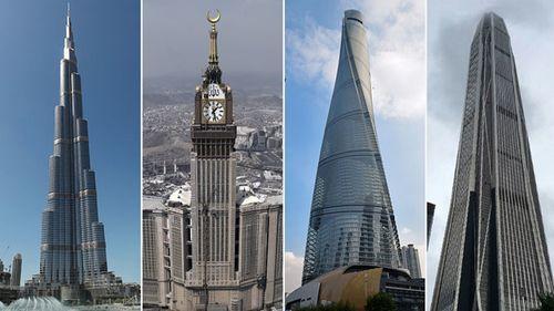 """""""Chóng mặt"""" chiêm ngưỡng những tòa cao ốc chọc trời trên thế giới - Ảnh 1"""