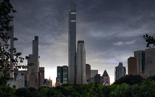 """""""Chóng mặt"""" chiêm ngưỡng những tòa cao ốc chọc trời trên thế giới - Ảnh 6"""