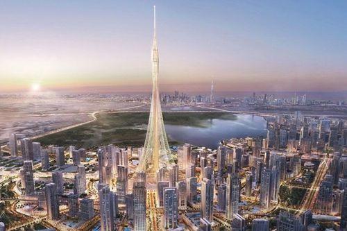 """""""Chóng mặt"""" chiêm ngưỡng những tòa cao ốc chọc trời trên thế giới - Ảnh 5"""