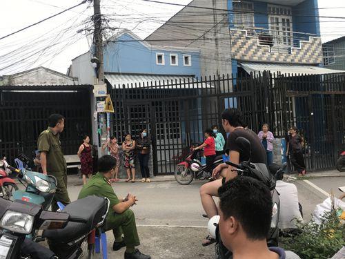 Điều tra vụ vợ tử vong, chồng nguy kịch tại nhà riêng ở Sài Gòn - Ảnh 1