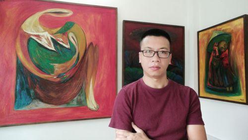 Họa sĩ Nguyễn Hiển: Tranh giả hoành hành nhưng đây là thời điểm tốt để sưu tập tranh - Ảnh 3