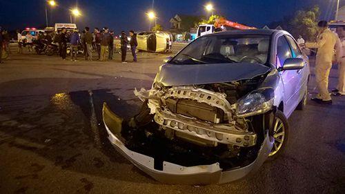4 ngày nghỉ Tết Dương lịch: 147 vụ tai nạn giao thông, 110 nạn nhân tử vong - Ảnh 1