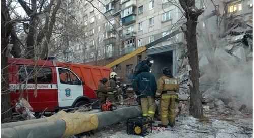 Cứu hộ trắng đêm vẫn chưa tìm được 37 người bị vùi lấp trong vụ sập nhà tại Nga - Ảnh 1