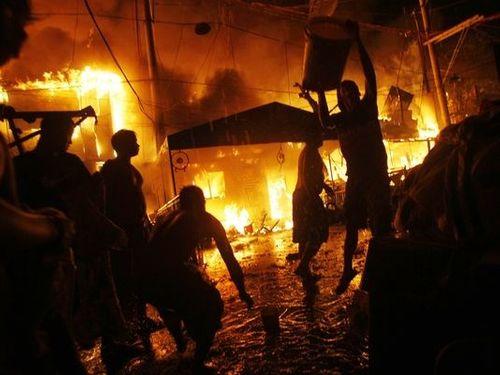Philippines: Ít nhất 139 người bị thương vì pháo dịp năm mới 2019 - Ảnh 2