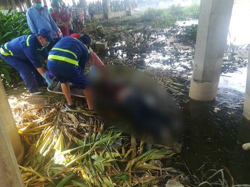Cần thủ tá hỏa vứt câu bỏ chạy khi phát hiện thi thể cô gái nổi trên sông Sài Gòn - Ảnh 1