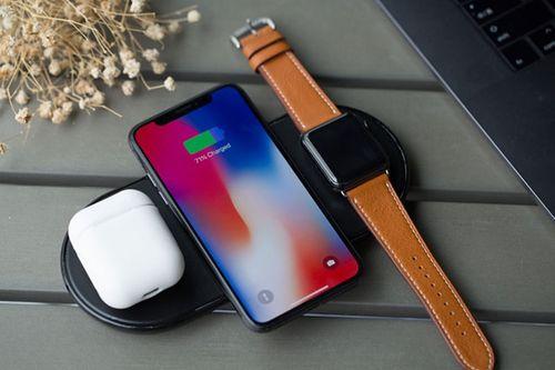 Apple đã bắt đầu sản xuất sạc không dây AirPower và sẽ tung ra thị trường trong năm nay - Ảnh 1