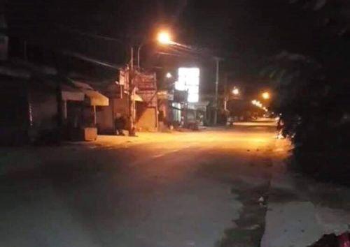Truy bắt nghi phạm 9X đâm chết công an xã ở Đồng Nai - Ảnh 1