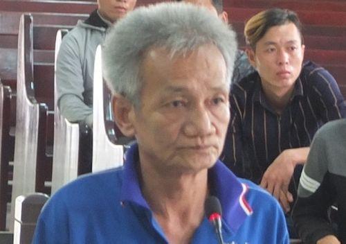 Hung thủ 63 tuổi giết người phụ nữ trên ghe ở Đồng Tháp lĩnh án chung thân - Ảnh 1