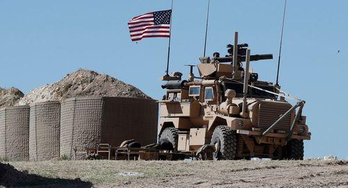IS tấn công liều chết, ít nhất 4 binh sĩ Mỹ thiệt mạng - Ảnh 1