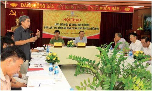 Hội Luật gia Việt Nam phấn đấu hoàn thành thắng lợi các mục tiêu cho cả nhiệm kỳ 2014 - 2019 - Ảnh 1