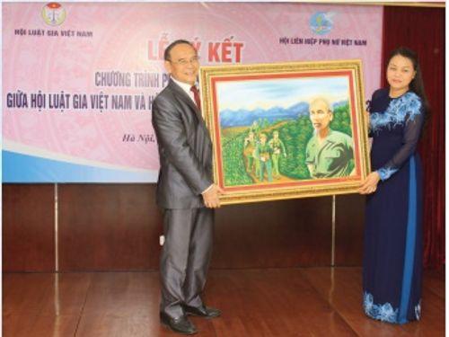 Hội Luật gia Việt Nam phấn đấu hoàn thành thắng lợi các mục tiêu cho cả nhiệm kỳ 2014 - 2019 - Ảnh 2