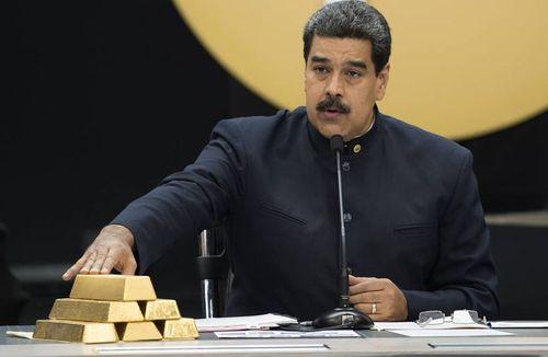 Venezuela yêu cầu trả lại 31 tấn vàng và phản ứng bất ngờ của Anh - Ảnh 1