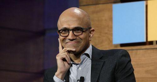 Chân dung CEO gốc Ấn đã đưa Microsoft trở lại ngôi dẫn đầu thế giới  - Ảnh 3