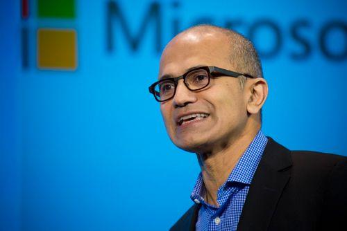Chân dung CEO gốc Ấn đã đưa Microsoft trở lại ngôi dẫn đầu thế giới  - Ảnh 4