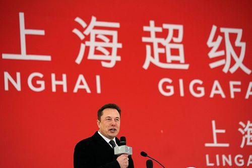 CEO Elon Musk đến Trung Quốc, khởi công nhà máy xe điện 5 tỷ USD - Ảnh 1