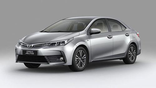 Bảng giá xe Toyota mới nhất tháng 2/2019: Toyota Camry ưu đãi giảm giá tới 40 triệu đồng - Ảnh 1