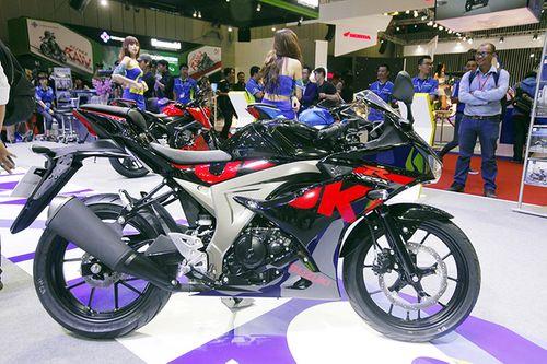 Bảng giá xe máy Suzuki mới nhất tháng 2/2019: Suzuki V-STROM 1000 giá niêm yết 419 triệu đồng - Ảnh 1