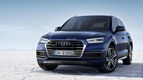 Bảng giá xe ô tô Audi mới nhất tháng 2/2019: Audi Q5 vẫn giữ nguyên giá niêm yết ở mức 2,510 tỷ đồng - Ảnh 1