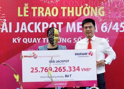 Đã xác định được người trúng độc đắc 25,7 tỷ khi mua vé số tại Kiên Giang - Ảnh 1