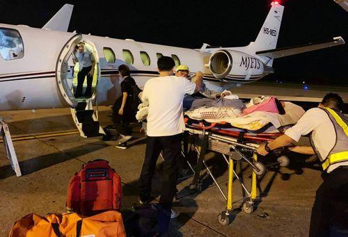 Vụ Việt kiều Canada bị tạt axit, cắt gân chân khi về thăm quê: Những manh mối đầu tiên - Ảnh 1