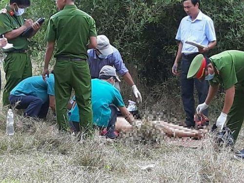 Phát hiện thi thể nữ giới lõa thể khu vực bìa rừng gần hồ thủy lợi ở Ninh Thuận - Ảnh 1