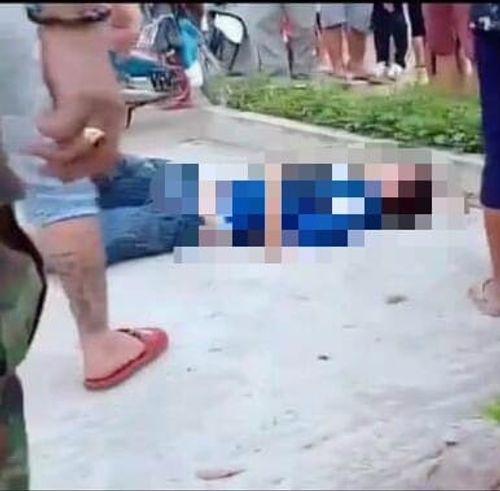Vụ bố bị đâm chết vì nghi bắt cóc trẻ em: Chân dung nghi phạm qua lời kể ngao ngán của người dân - Ảnh 1