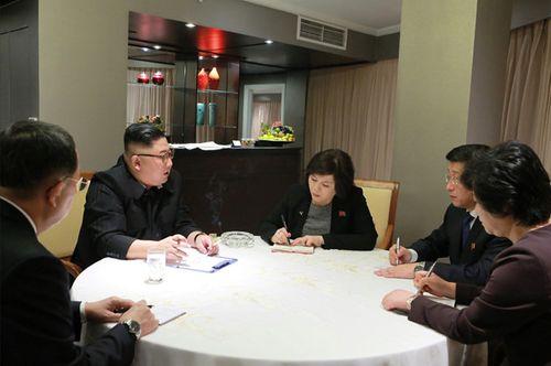 Hãng thông tấn Triều Tiên thông báo lịch trình của ông Kim Jong-un ở Việt Nam - Ảnh 1