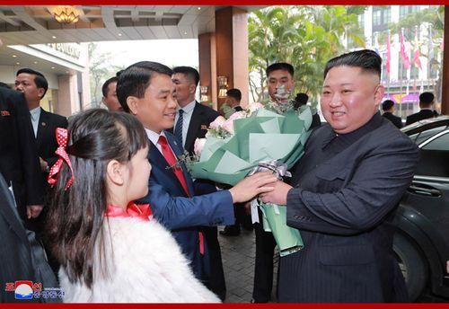 Hãng thông tấn Triều Tiên thông báo lịch trình của ông Kim Jong-un ở Việt Nam - Ảnh 2