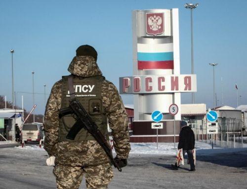 Biên phòng Ukraine chặn 900 người Nga đi qua biên giới - Ảnh 1