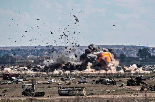 Tình hình Syria: SDF phát động cuộc tấn công vào thành trì IS cuối cùng - Ảnh 1
