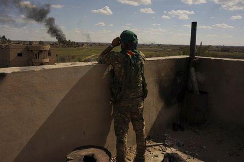 Tình hình Syria: SDF phát động cuộc tấn công vào thành trì IS cuối cùng - Ảnh 2