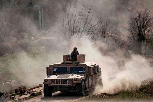 Tình hình Syria: SDF phát động cuộc tấn công vào thành trì IS cuối cùng - Ảnh 3