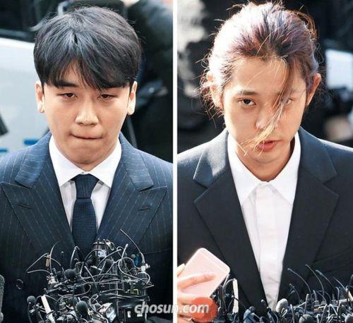 """Lộ """"chiêu trò"""" của Seungri và Jung Joon Young trong phiên thẩm vấn đầu tiên - Ảnh 1"""