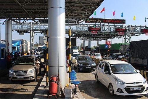 Tổng cục Đường bộ thanh tra đột xuất việc thu phí tại trạm BOT Ninh Lộc - Ảnh 1