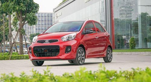 Bảng giá xe Kia mới nhất tháng 3/2019: Kia Morning AT 2019 giá rẻ chốt ở mức 355 triệu đồng - Ảnh 1